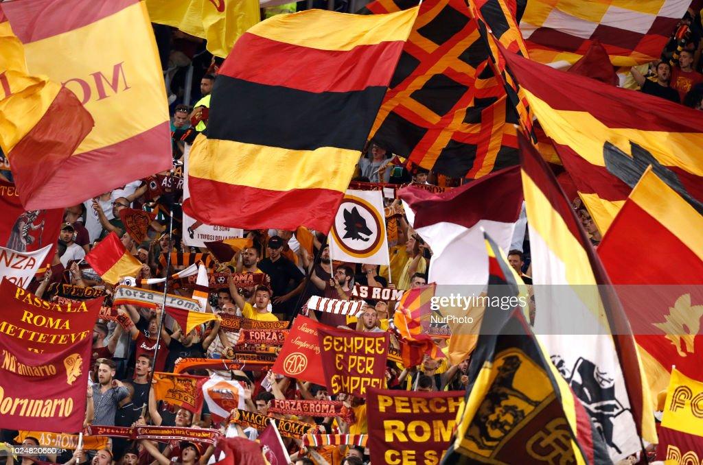 AS Roma v Atalanta Bergamo - Italian Serie A : News Photo