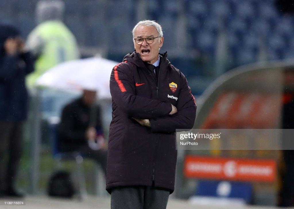 AS Roma v Empoli - Serie A : News Photo