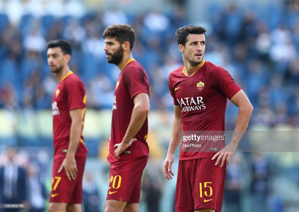 AS Roma v SPAL - Serie A : News Photo
