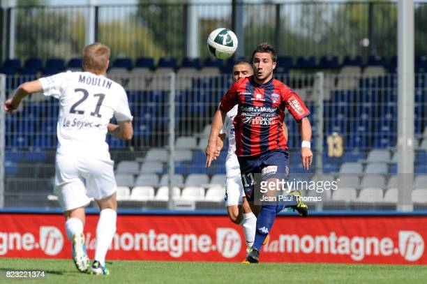Romain ALESSANDRINI Clermont / Chateauroux 6eme journee de Ligue 2
