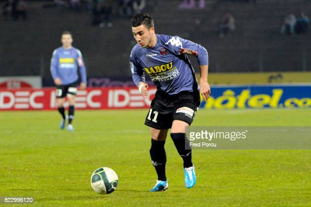 Romain ALESSANDRINI Evian Thonon Gaillard / Clermont Foot 27eme journee de Ligue 2