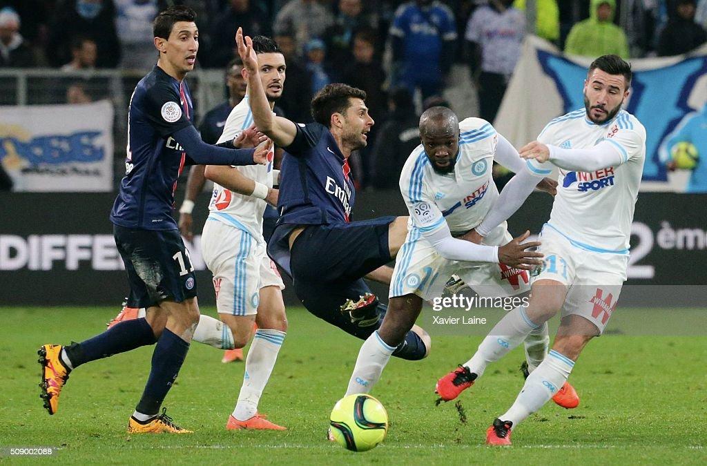 Olympique de Marseille v Paris Saint-Germain - Ligue 1