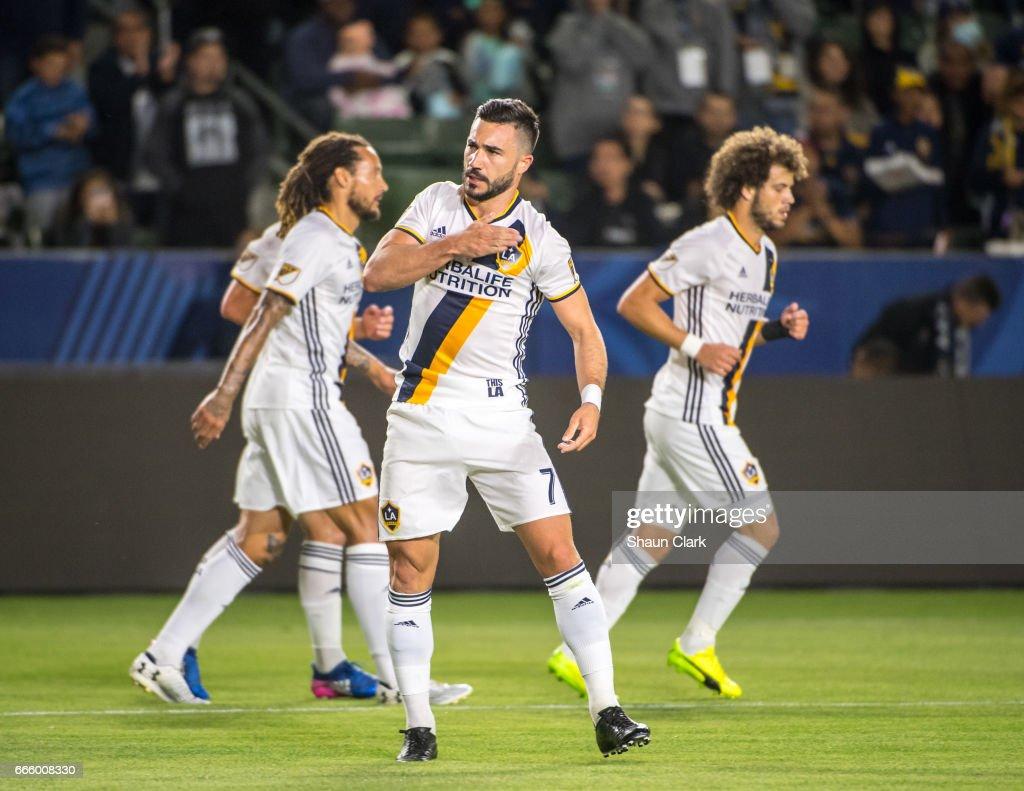 MLS Soccer - Los Angeles Galaxy v Montreal Impact : News Photo
