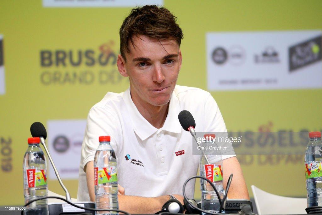 106th Tour de France 2019 - Team AG2R La Mondiale Press Conference : ニュース写真