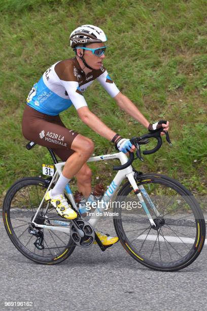 Romain Bardet of France and Team AG2R La Mondiale / during the 70th Criterium du Dauphine 2018 Stage 4 a 181km stage from ChazeysurAin to...