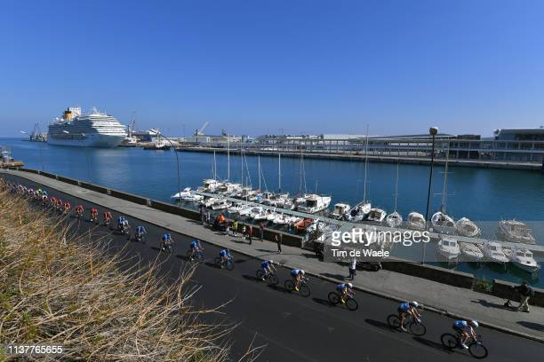 Romain Bardet of France and Team AG2R La Mondiale / Nans Peters of France and Team AG2R La Mondiale / Clement Venturini of France and Team AG2R La...