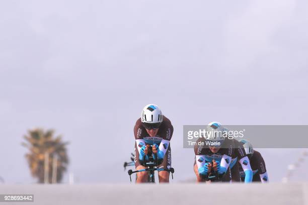 Romain Bardet of France / Team AG2R La Mondiale of France/ during the 53rd TirrenoAdriatico 2018 / Stage 1 Team Time Trial of 215km on March 7 2018...