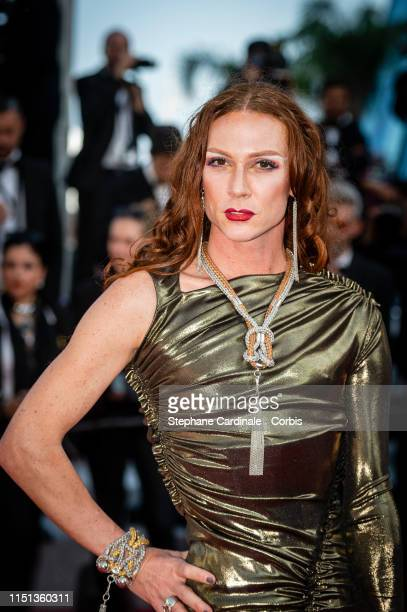"""Romain Brau attends the screening of """"The Traitor"""" during the 72nd annual Cannes Film Festival on May 23, 2019 in Cannes, France."""