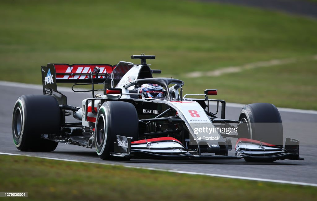 F1 Eifel Grand Prix : News Photo