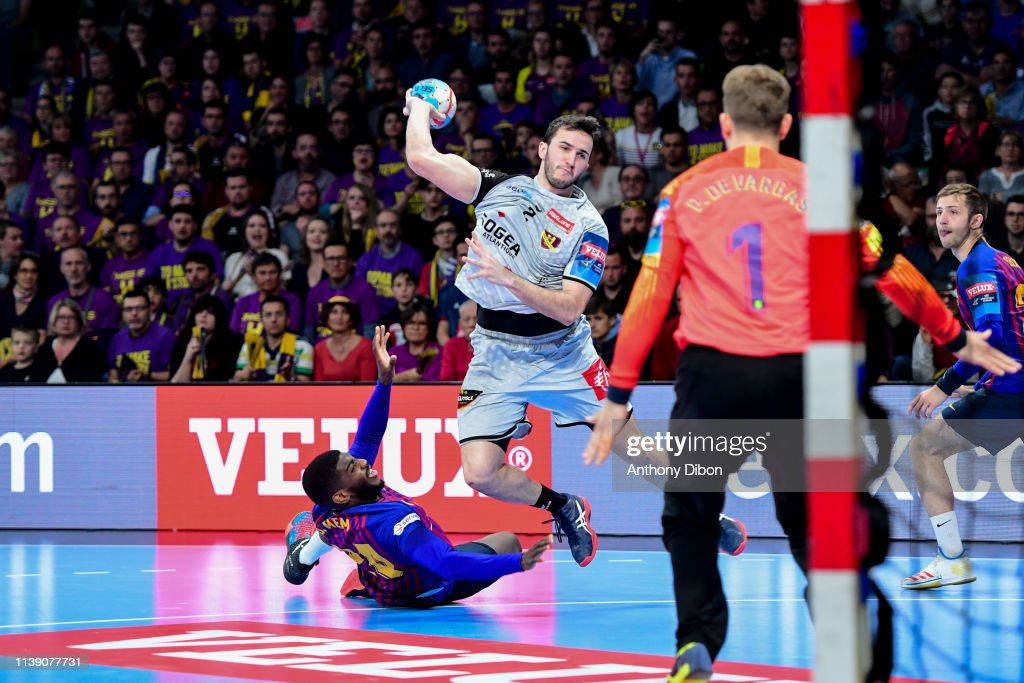 FRA: HBC Nantes v FB Barcelona - EHF Velux Champions League
