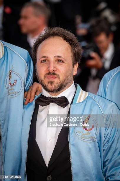 """Romain Lancry attends the screening of """"The Traitor"""" during the 72nd annual Cannes Film Festival on May 23, 2019 in Cannes, France."""