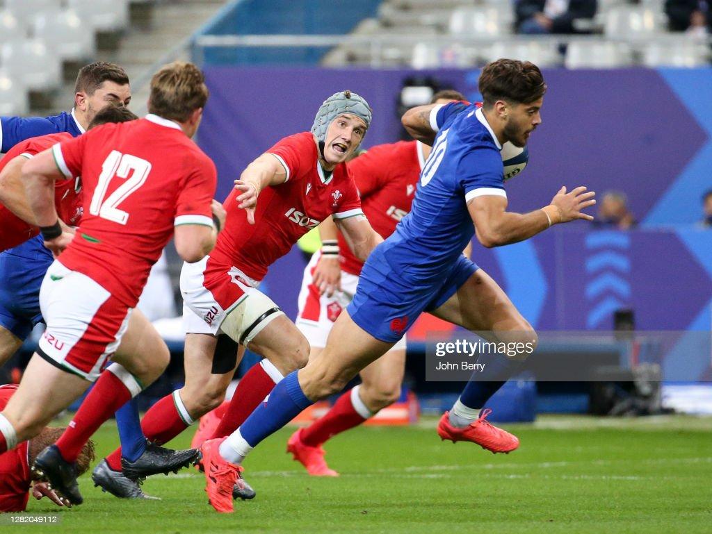 France v Wales - Test Match : News Photo