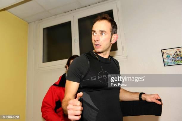 Romain POITE Racing Metro 92 / Clermont Auvergne 17eme Journee de TOP 14