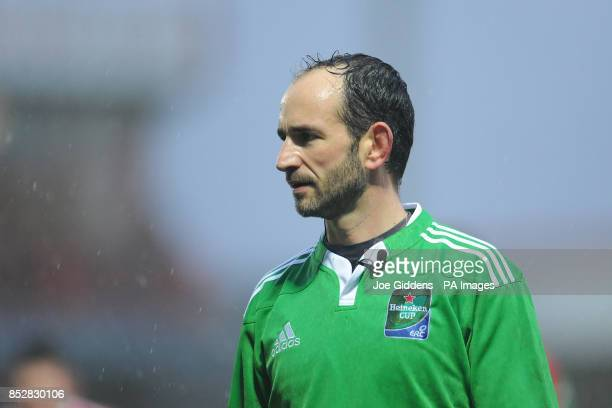 Romain Poite referee