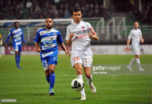 Romain SAISS Troyes / Clermont 29e journee Ligue 2 Photo Dave Winter / Icon Sport