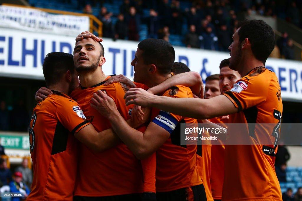 Millwall v Wolverhampton Wanderers - Sky Bet Championship : News Photo