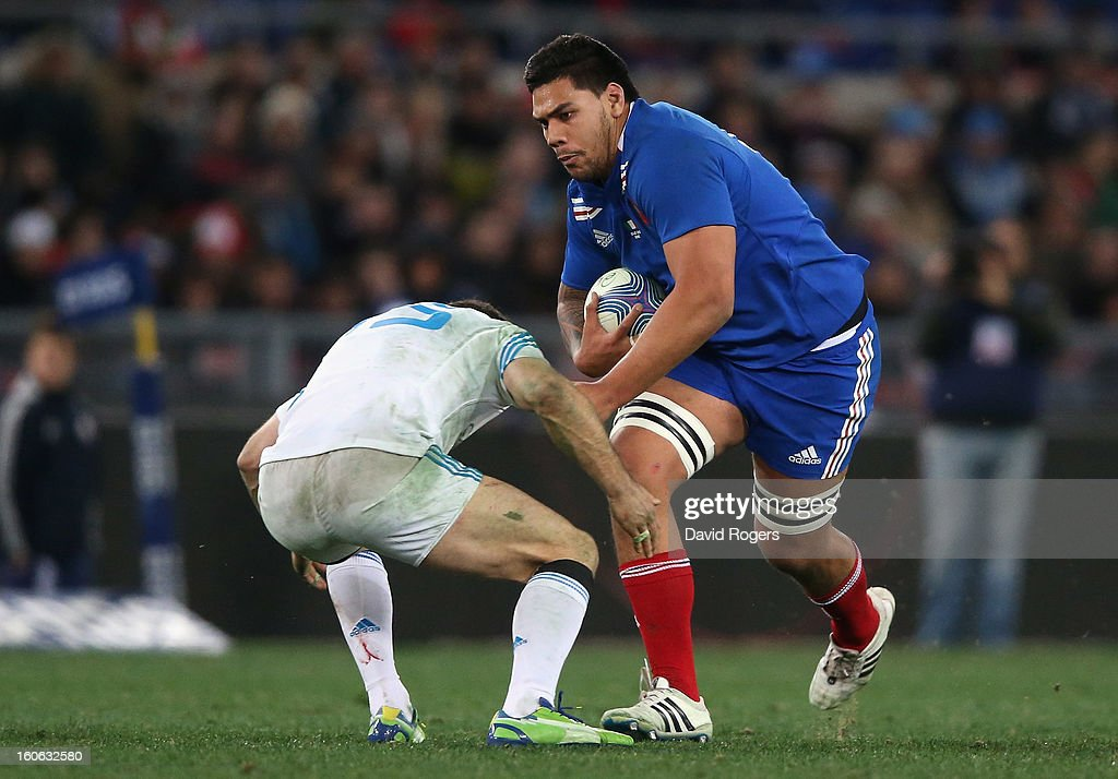 Italy v France - RBS Six Nations