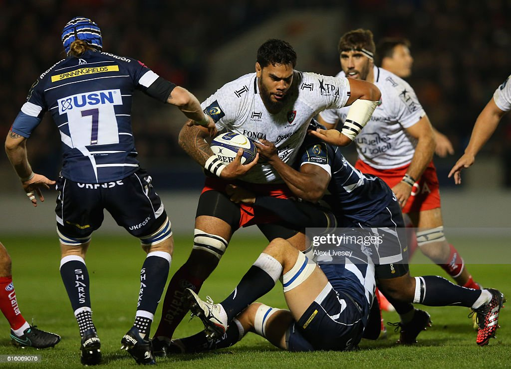 Sale Sharks v RC Toulon - European Rugby Champions Cup