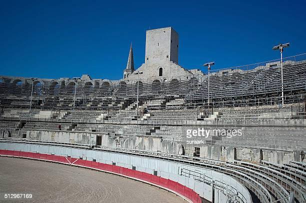 Roman Arena, Arles, France.