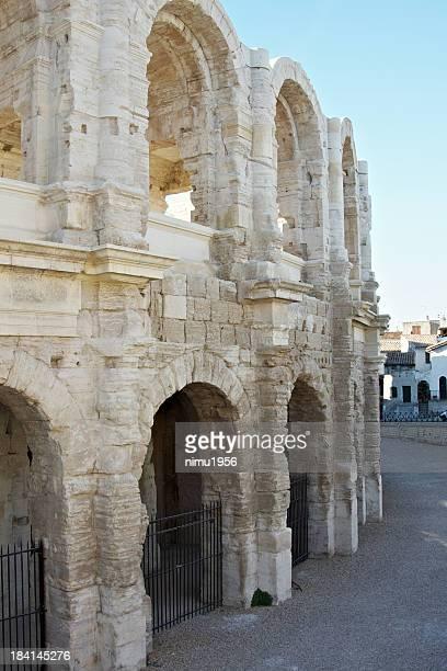 Roman arena in Arles