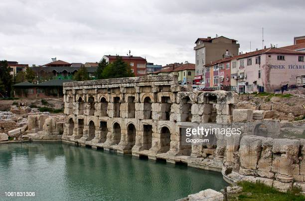 Roman bath in Yozgat - Basilica Therma