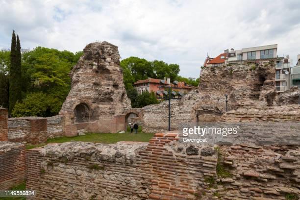 Roman Baths in Varna