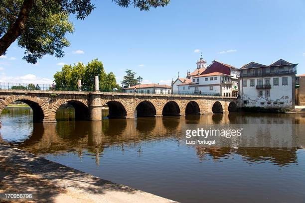 Roman Bridge in Chaves