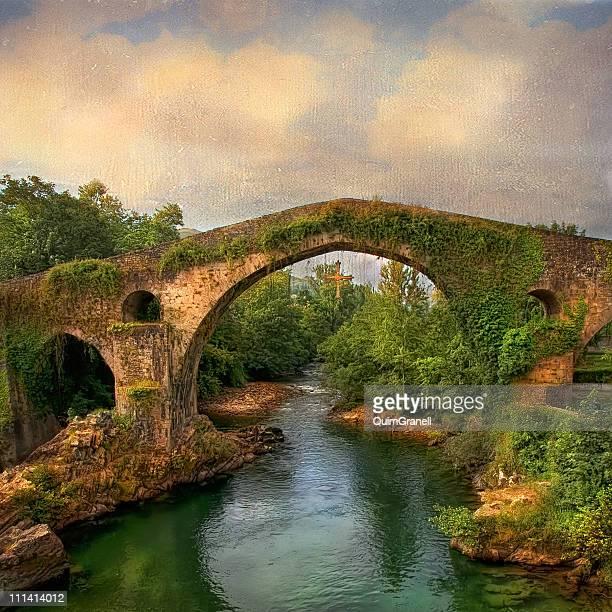 Roman Bridge of Cangas de Onis