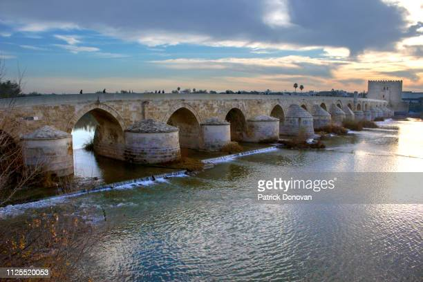 Roman bridge of Córdoba, Spain