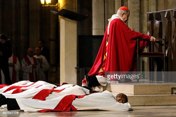 Roman catholic priest ordinations