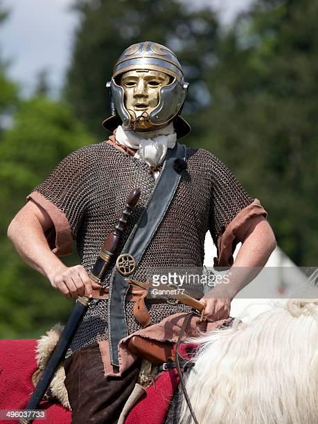 Cavalleria soldato romano