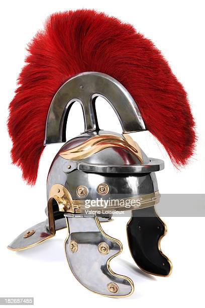 roman centurion helmet - roman stock pictures, royalty-free photos & images