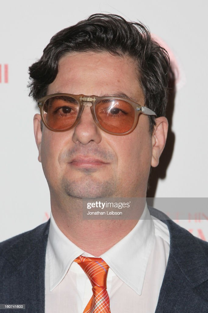 Roman Coppola attends the 'A Glimpse Inside The Mind Of Charlie Swan III' Los Angeles premiere at ArcLight Hollywood on February 4, 2013 in Hollywood, California.