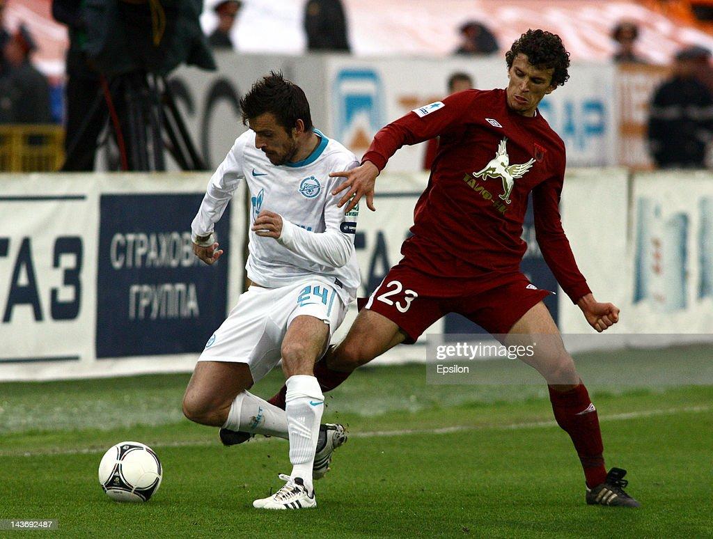 FC Rubin Kazan v FC Zenit St. Petersburg - Premier League