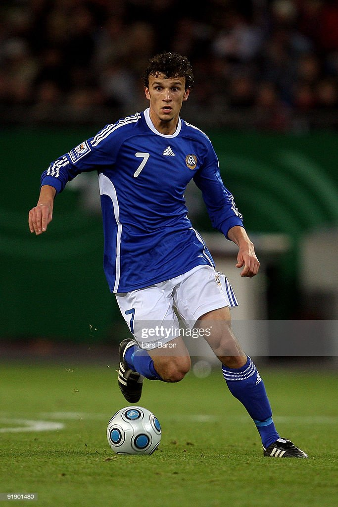 Germany v Finland - FIFA2010 World Cup Qualifier : News Photo