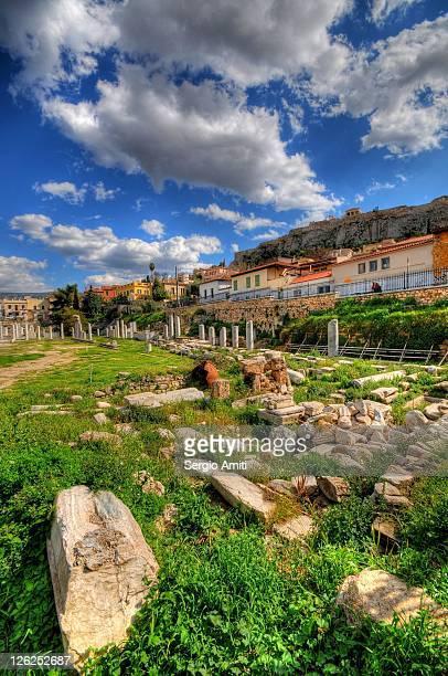 Roman Forum in Athens
