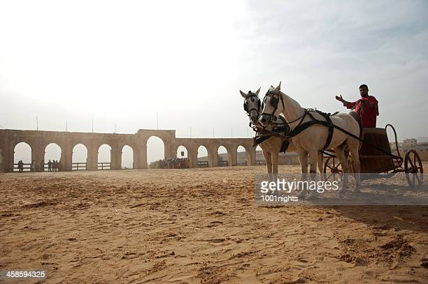 ローマ一般に彼の馬車-ジェラシュ,Jordan