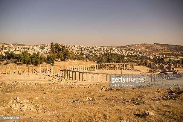 Roman Gerasa (Jerash)