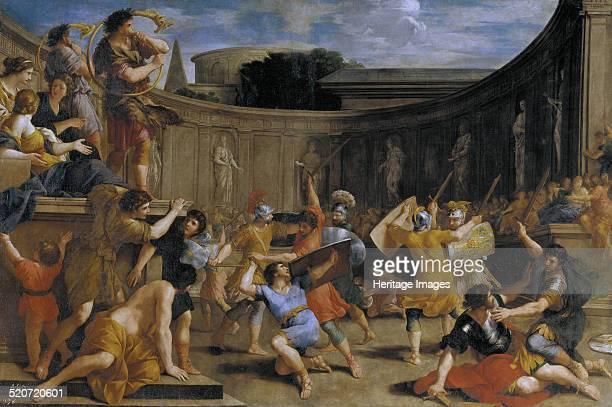 Roman gladiators Found in the collection of Museo del Prado Madrid