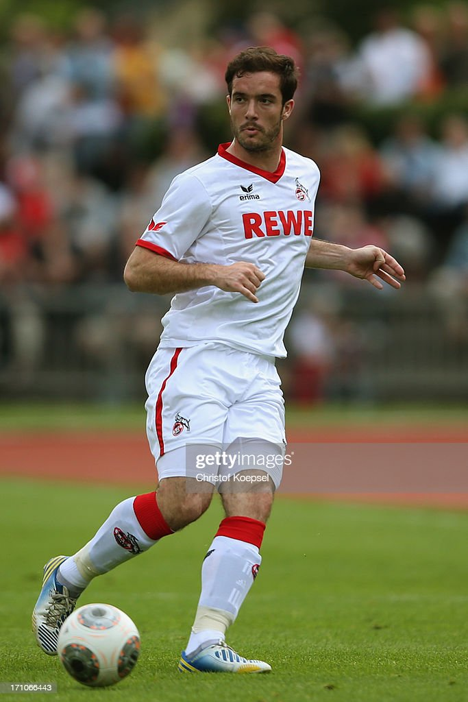 1. FC Koeln v Sportfreunde Troisdorf  - Friendly Match