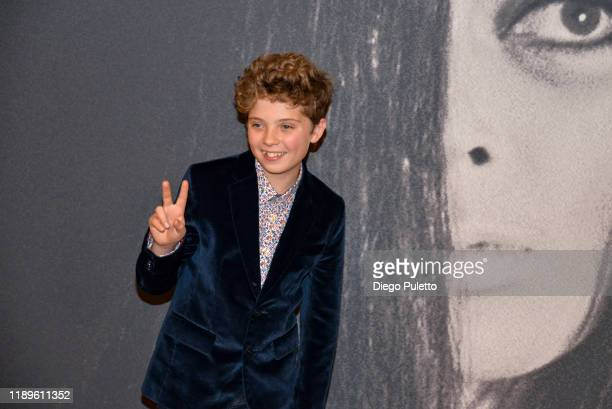 Roman Griffin Davis attends the Opening Ceremony for the 37th Torino Film Festival on November 22, 2019 in Turin, Italy.