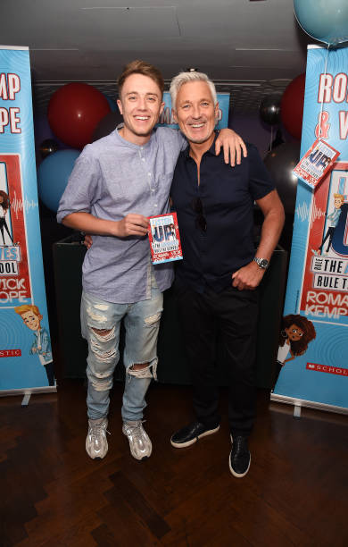 GBR: 'Listen Up' Book Launch With Vick Hope And Roman Kemp