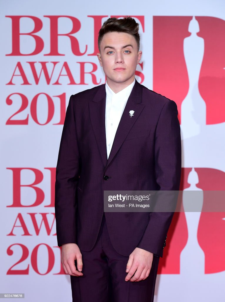 Roman Kemp attending the Brit Awards at the O2 Arena, London