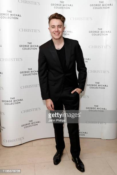 Roman Kemp attends the George Michael Collection VIP Reception at Christies on March 12 2019 in London England