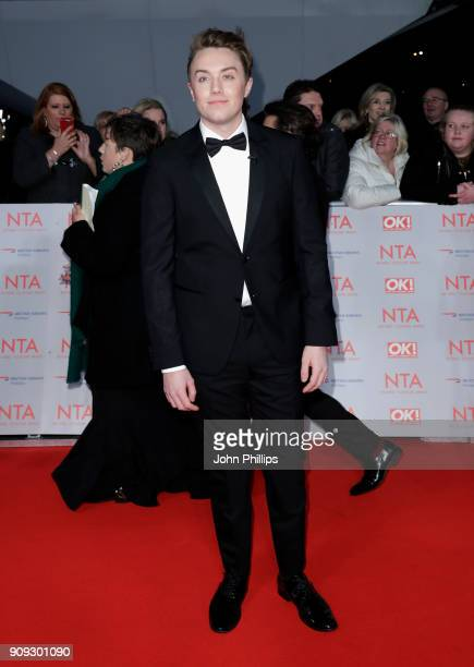 Roman Kemp attends the National Television Awards 2018 at the O2 Arena on January 23 2018 in London England