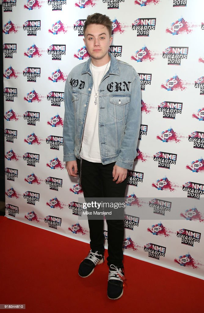VO5 NME Awards - Red Carpet Arrivals