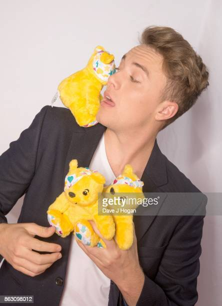 Roman Kemp is pictured at BBC Children in Need Rocks the 80s at SSE Arena on October 19, 2017 in London, England.