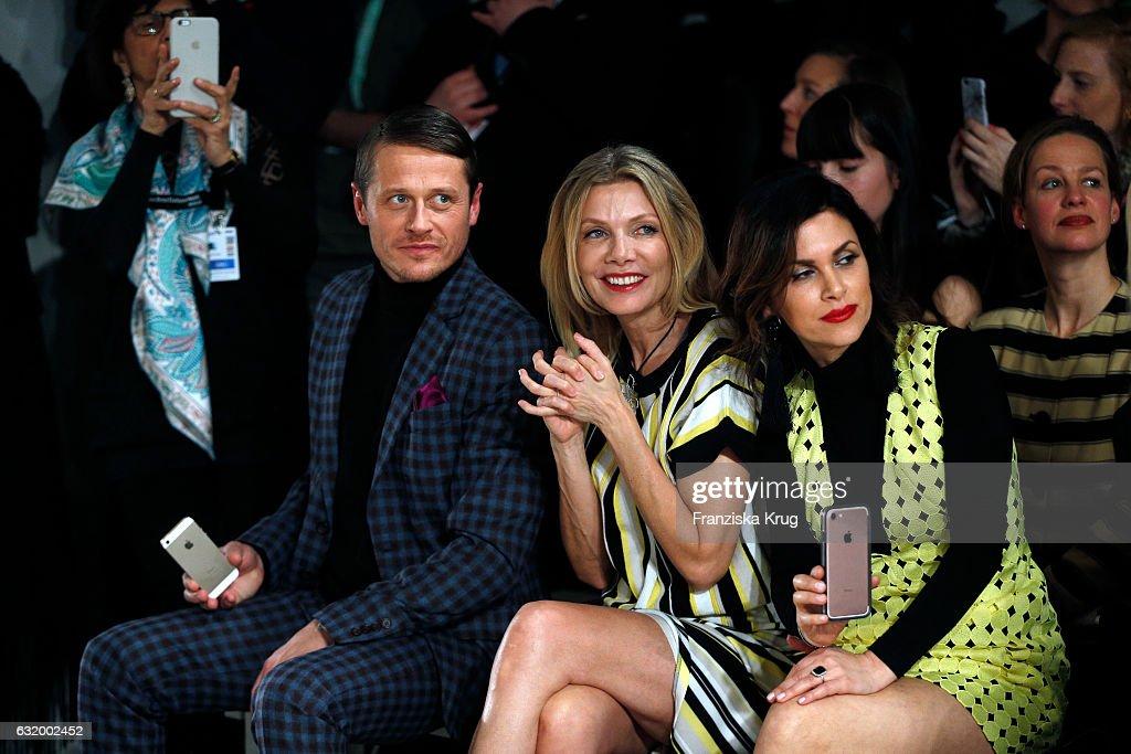Laurel Celebrities - Mercedes-Benz Fashion Week Berlin A/W 2017