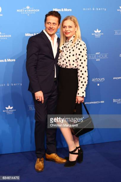 Roman Knizka attend the Blue Hour Reception hosted by ARD during the 67th Berlinale International Film Festival Berlin on February 10 2017 in Berlin...