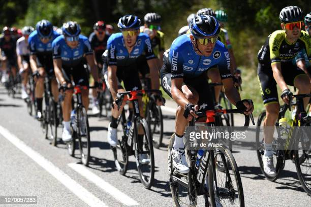 Roman Kreuziger of Czech Republic and NTT Pro Cycling Team / during the 107th Tour de France 2020, Stage 4 a 160,5km stage from Sisteron to...